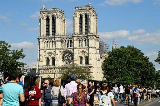 Notre-Dame de Paris : le parvis de la cathédrale pourrait enfin rouvrir au public