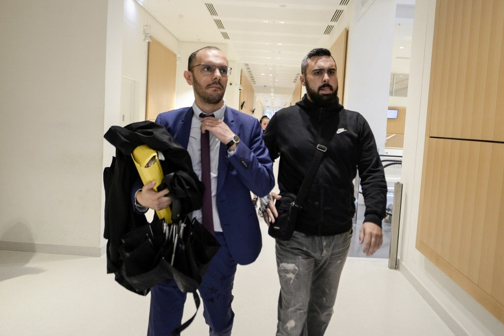 Justice : Eric Drouet condamné à 500 euros d'amende avec sursis