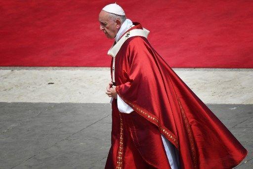 """Le pape François a exprimé sa """"volonté"""" d'aller en Irak en 2020"""
