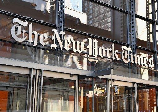 New York Times : le quotidien arrête de publier des dessins politiques après une polémique