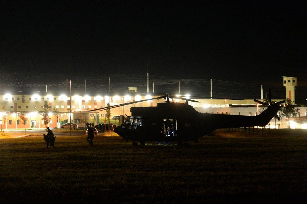 L'inquiétant parcours du preneur d'otages à Condé-sur-Sarthe