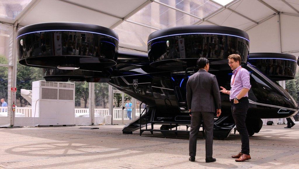 Les voitures volantes sont au coin de la rue et voilà ce qu'elles pourraient changer au quotidien