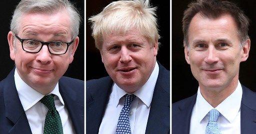 Succession de Theresa May : Boris Johnson arrive largement en tête au premier tour