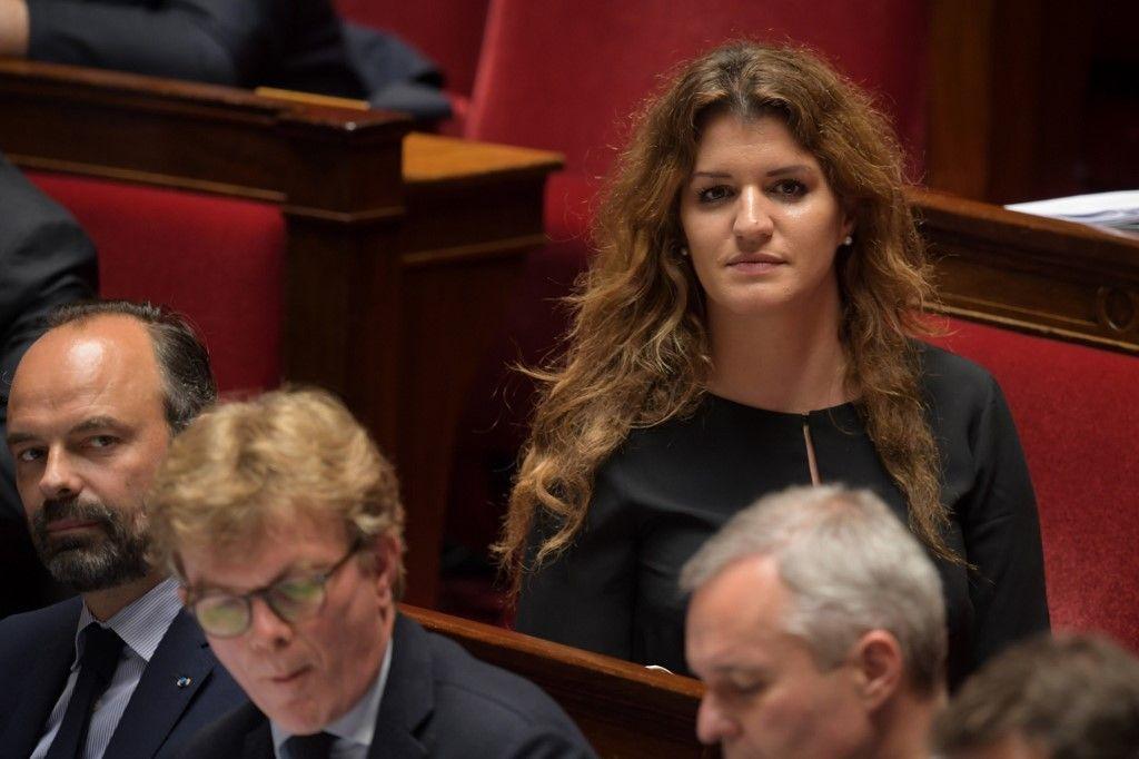 Question à Marlène Schiappa : pourquoi n'y a-t-il pas d'hommes dans le concours de Miss France ?