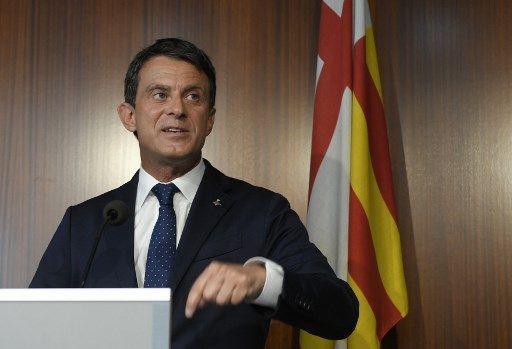 Espagne : Manuel Valls pourrait devenir ministre des Affaires étrangères
