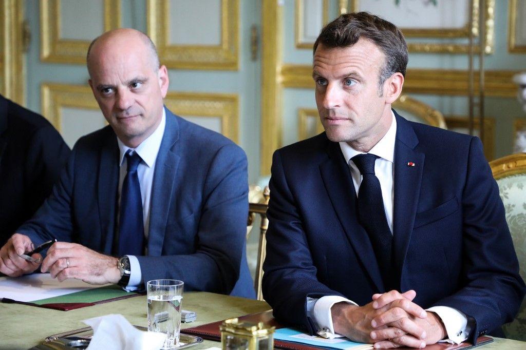 Règlements de comptes à OK Macronie : ils (Blanquer, Philippe, Macron) tirent plus vite que leur ombre