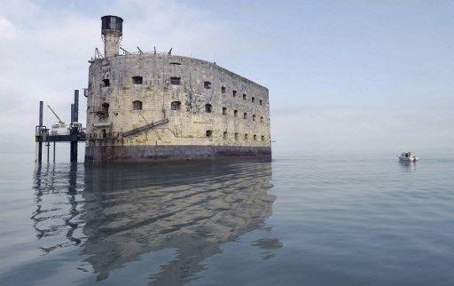 Un milliardaire russe a privatisé Fort Boyard pour son anniversaire