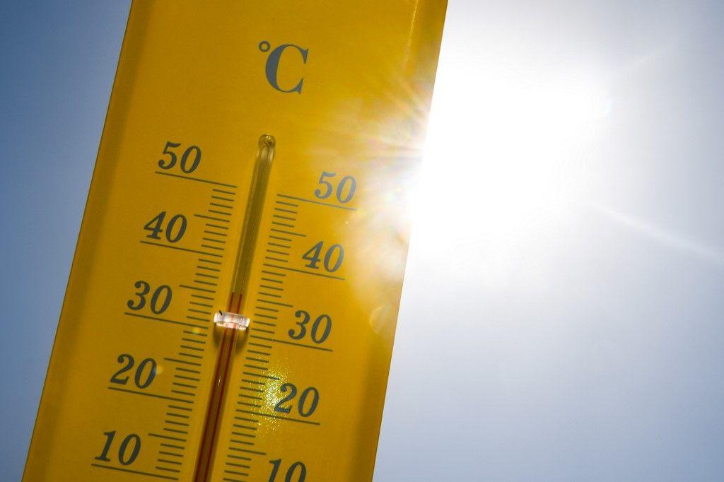 Canicule : près de 1.500 décès enregistrés durant l'été