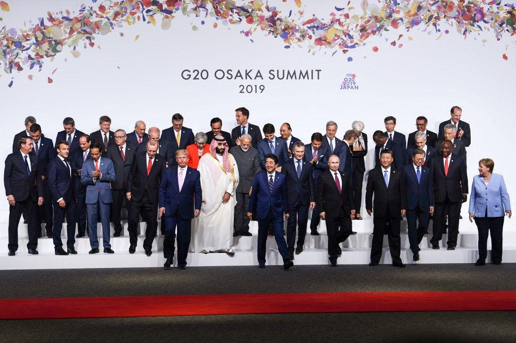 Illusions multipolaires et conflits sans résolution, l'ordre international nouveau peine à émerger