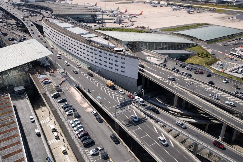 Aéroport de Roissy