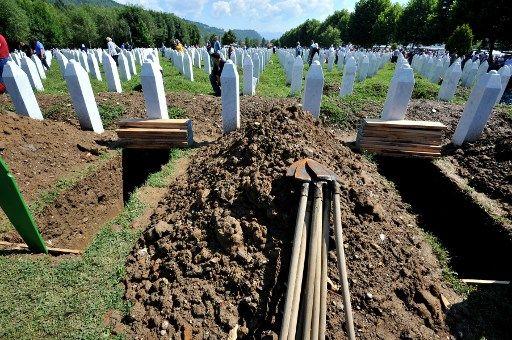 Massacre de Srebrenica : les troupes néérlandaises jugées responsables de 10% des morts