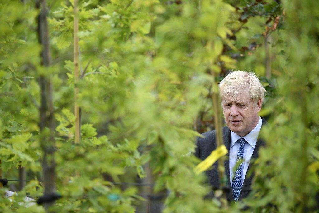 Boris Johnson presque Premier ministre