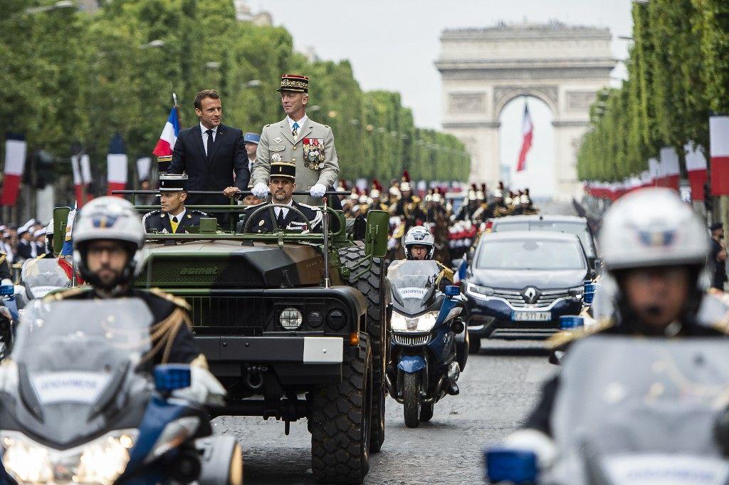 14 juillet : le traditionnel défilé militaire sera remplacé par une cérémonie et un hommage aux soignants
