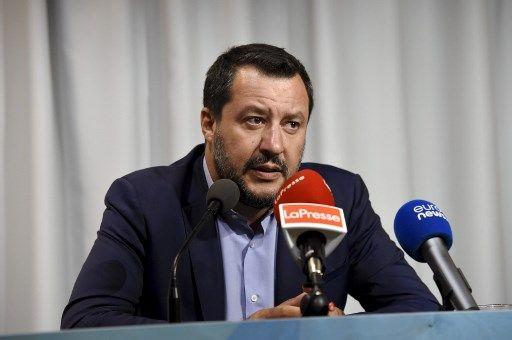 Soupçons de financement russe pour la Ligue : Matteo Salvini est-il imperméable à tous les scandales ?