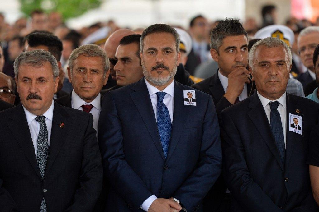 Services secrets turcs : les hommes des basses œuvres du président Erdogan