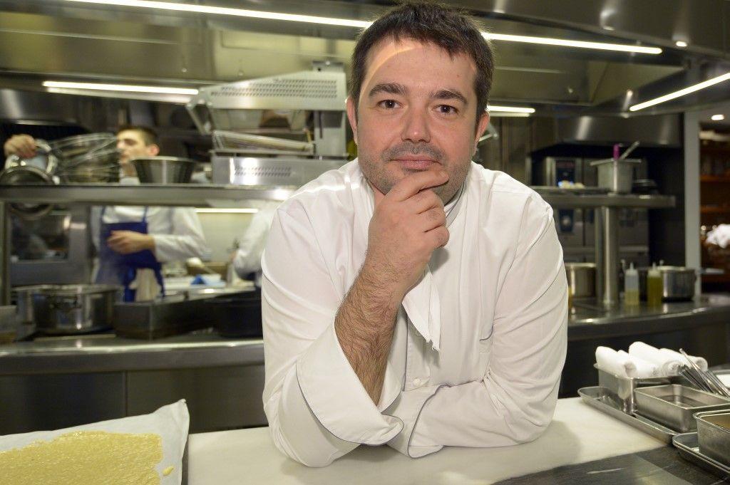 """Jean-François Piège quitte l'émission """"Top Chef"""""""