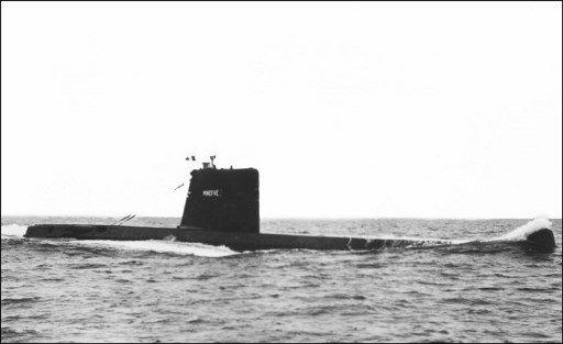 """Le sous-marin """"La Minerve"""" retrouvé au large de Toulon"""