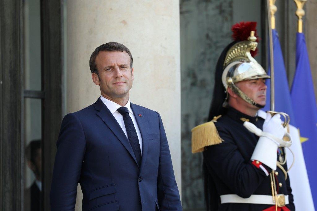 Emmanuel Macron va s'exprimer à 20h afin de rendre hommage à Jacques Chirac