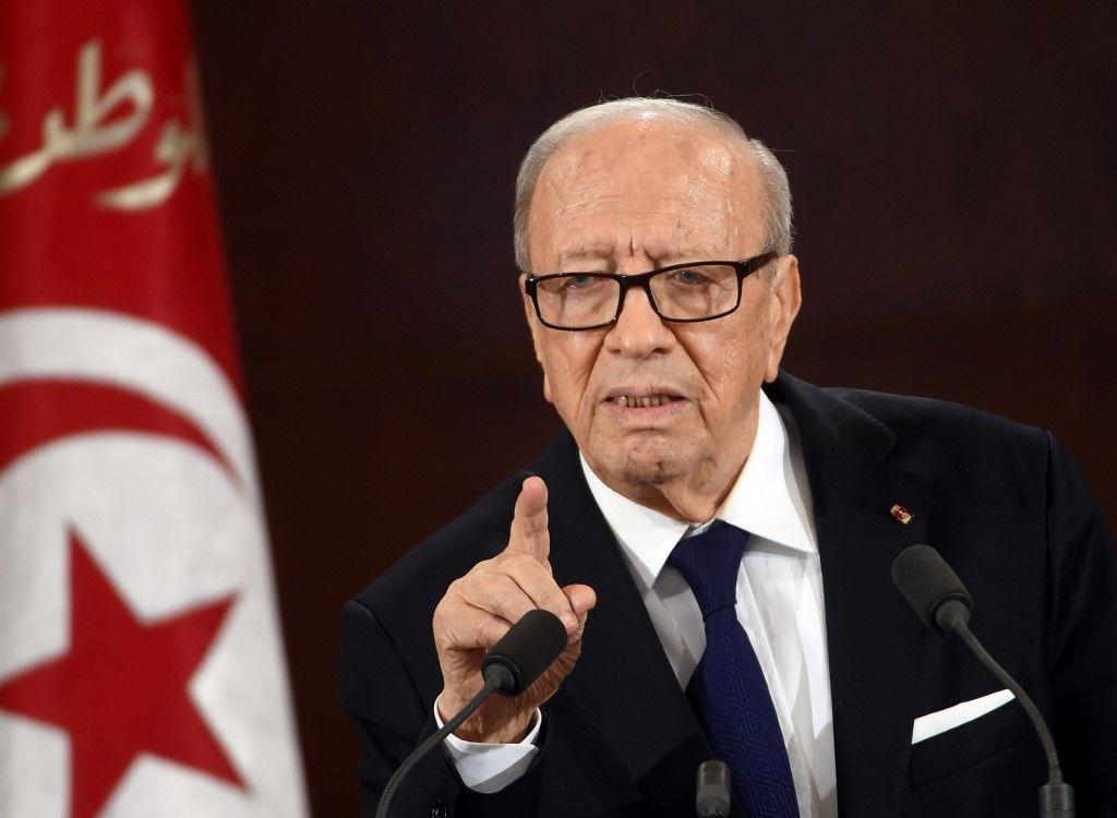 Mort du président tunisien Béji Caïd Essebsi