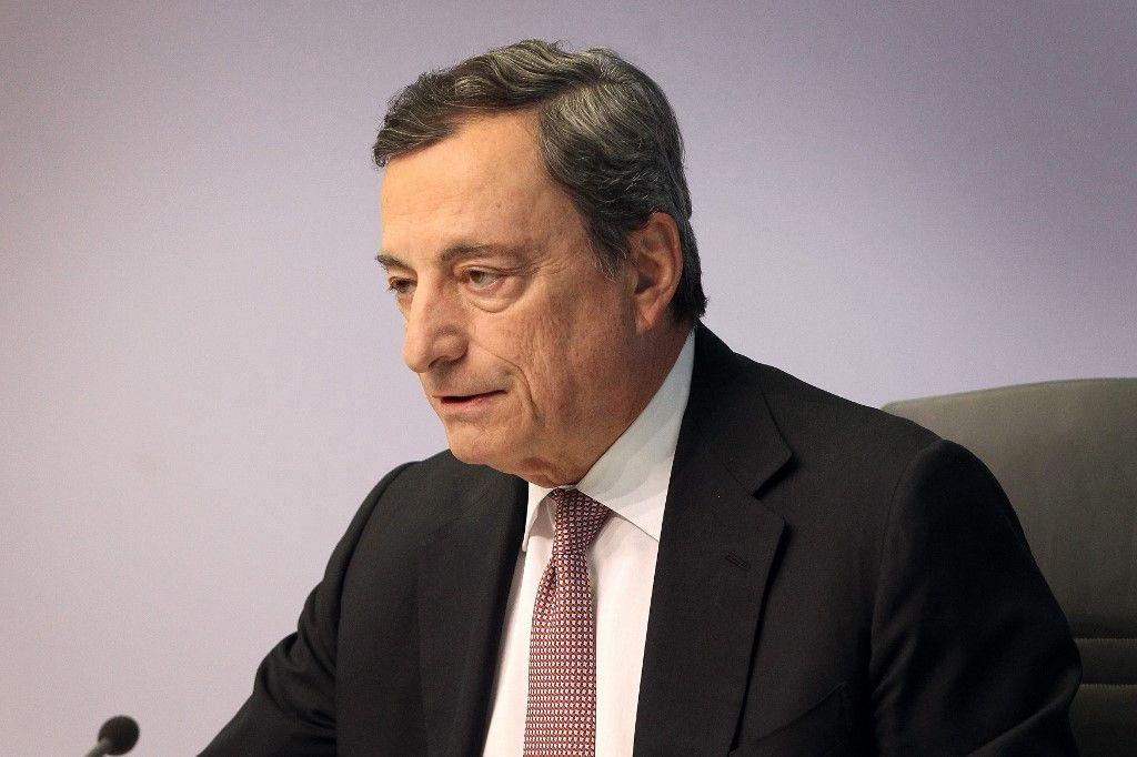 La BCE fait mollement le job sur la croissance
