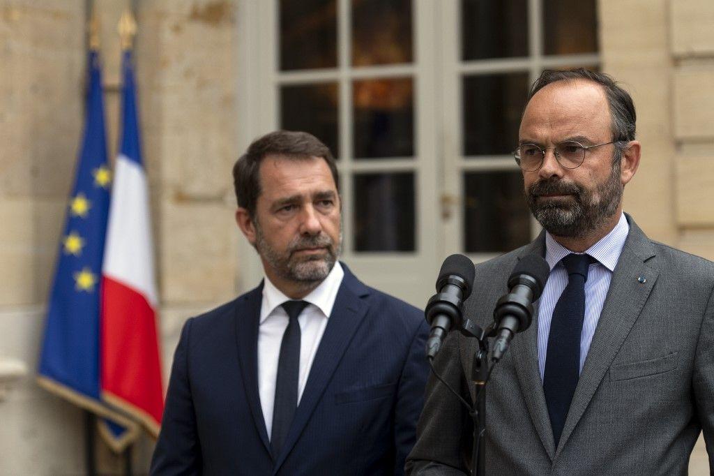 """""""Je garde toute ma confiance à Castaner"""" (Edouard Philippe). Moi, le seul en qui j'avais vraiment confiance, c'était Mickaël Harpon..."""