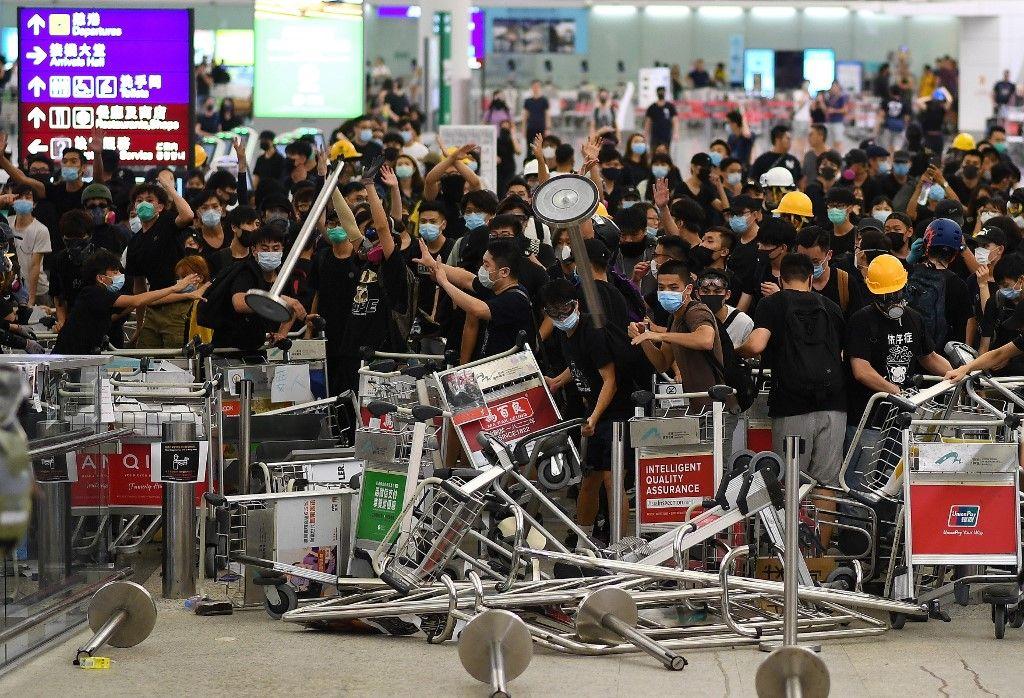 Les événements de Hong Kong marqueront-ils un tournant dans la politique très pro-chinoise (et de moins en moins libérale) de l'Occident ?