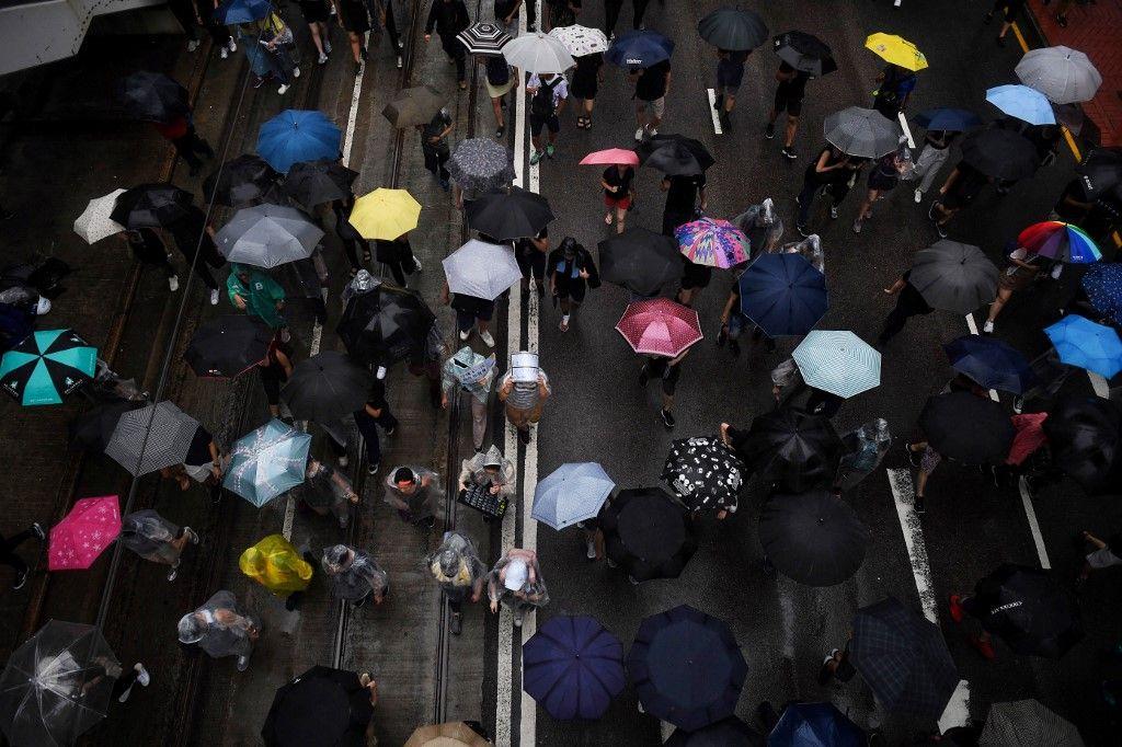 De Hong Kong à Londres : où en est la démocratie ?