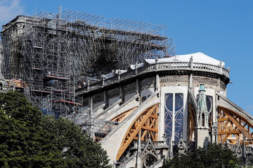 Notre-Dame : une nef temporaire prévue à l'Hôtel-Dieu