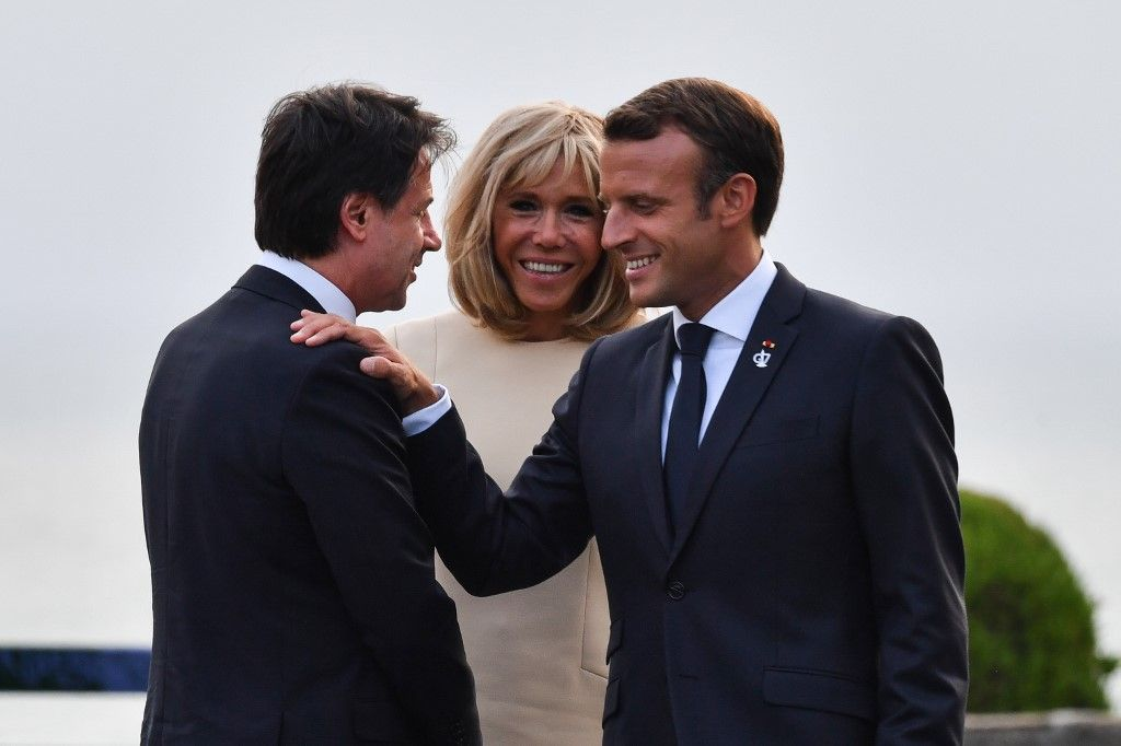 Rencontre Macron-Conte en Italie : mais à quoi peuvent aboutir les discussions entre partis attrape-tout ?