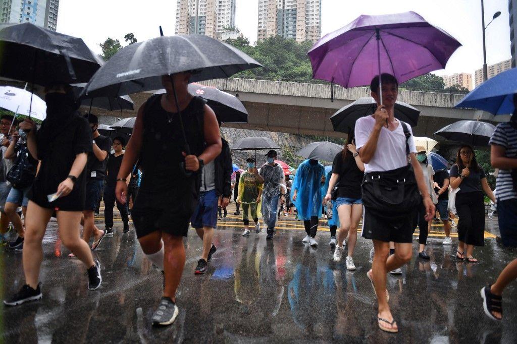 Hong Kong ou l'illustration que la Révolution de velours tchèque ne serait plus possible 30 ans après ?