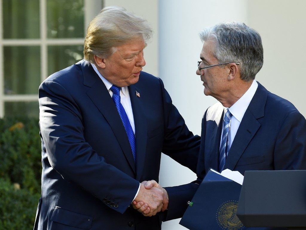 Crise à la FED américaine : pourquoi Powell et Trump n'arrivent pas à se mettre d'accord sur le sujet des taux d'intérêt