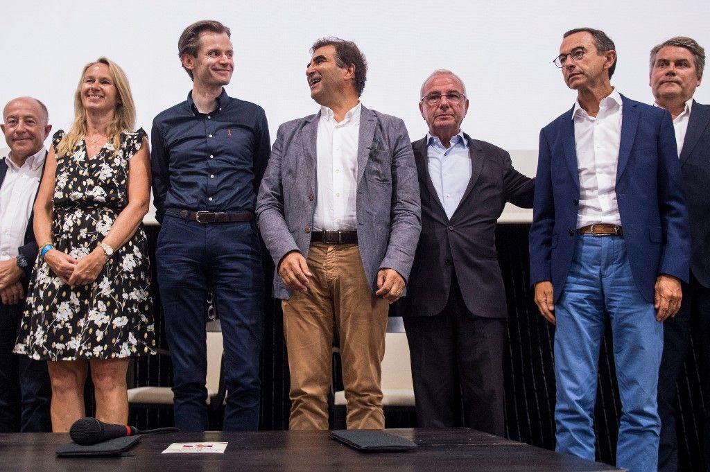 La droite aura besoin de bien plus que d'accusations de contrefaçon ou d'immobilisme pour se reconstruire face à Emmanuel Macron
