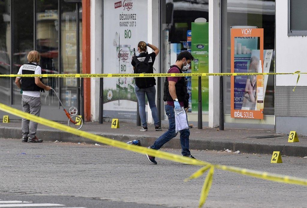Villeurbanne : un mort et neuf blessés après une attaque au couteau menée par un migrant afghan