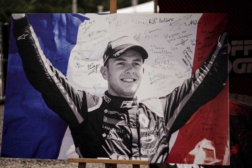 Le pilote automobile Anthoine Hubert se tue à 22 ans dans un accident de Formule 2
