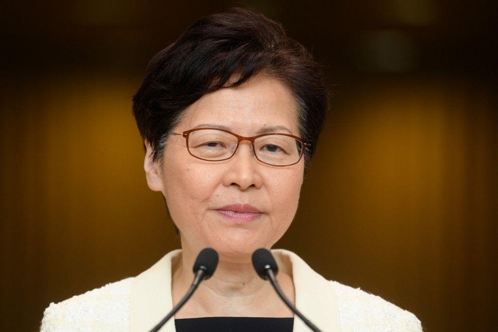Hong Kong : Carrie Lam annonce le retrait du projet de loi sur les extraditions