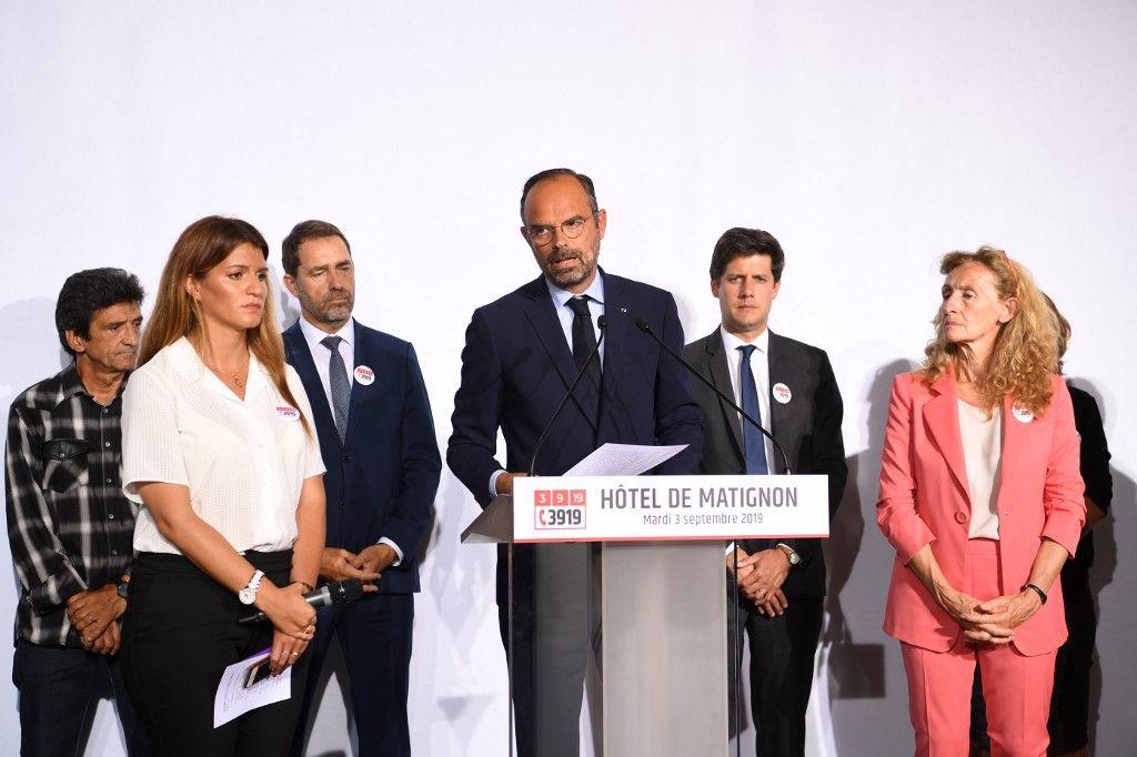 Grenelle des violences conjugales : Edouard Philippe dévoile un plan de 5 millions d'euros afin de créer 1.000 places d'hébergement d'urgence