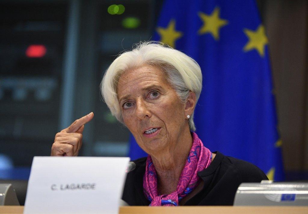 La femme la plus puissante d'Europe a-t-elle annoncé une petite révolution devant les parlementaires européens ?