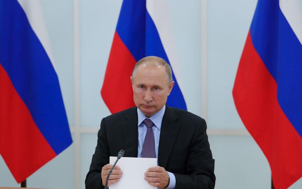 """La CIA aurait disposé d'une """"taupe"""" proche de Vladimir Poutine"""