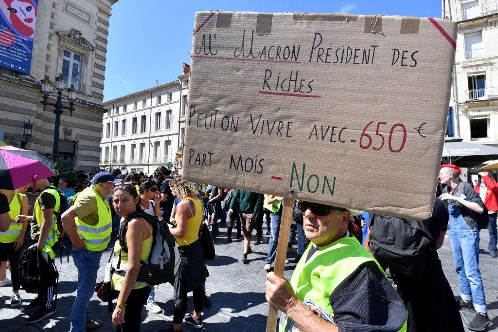 Les deux France, celle qui taxe et celle qui paye