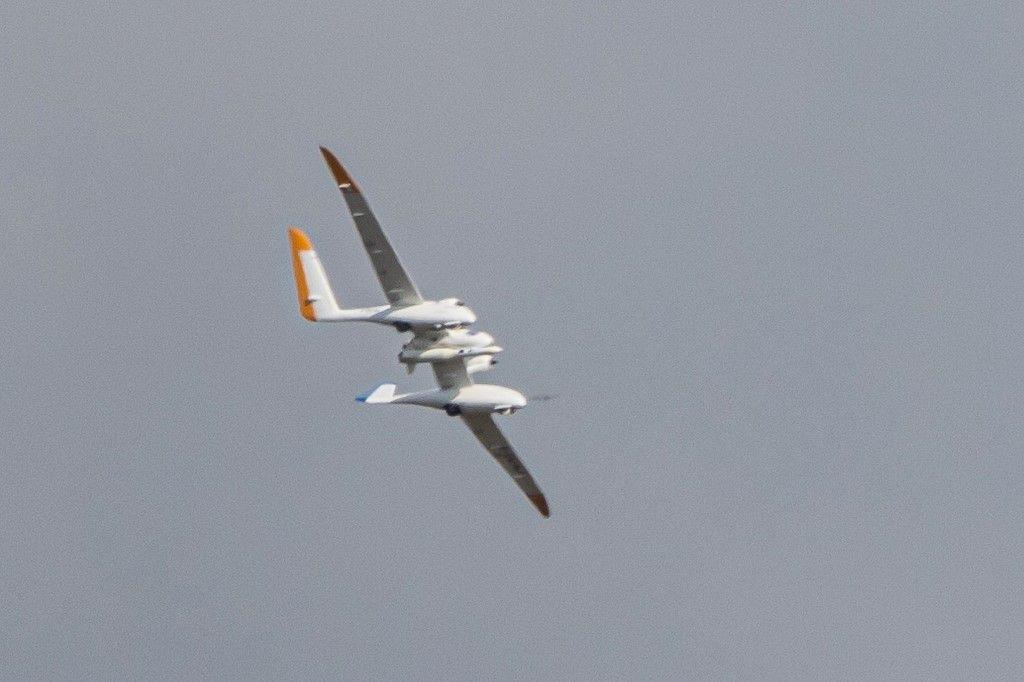 L'ESA teste une fusée aéroportée à Kourou