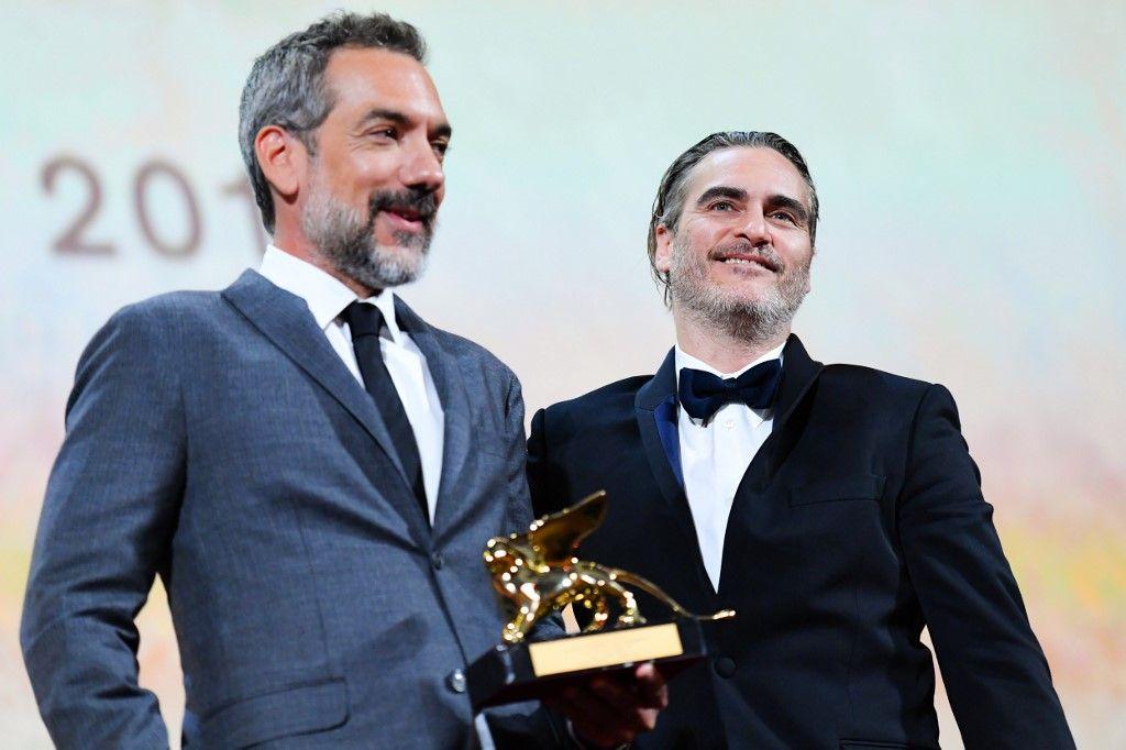"""Mostra de Venise : le Lion d'Or pour le film """"Joker"""" de Todd Phillips"""