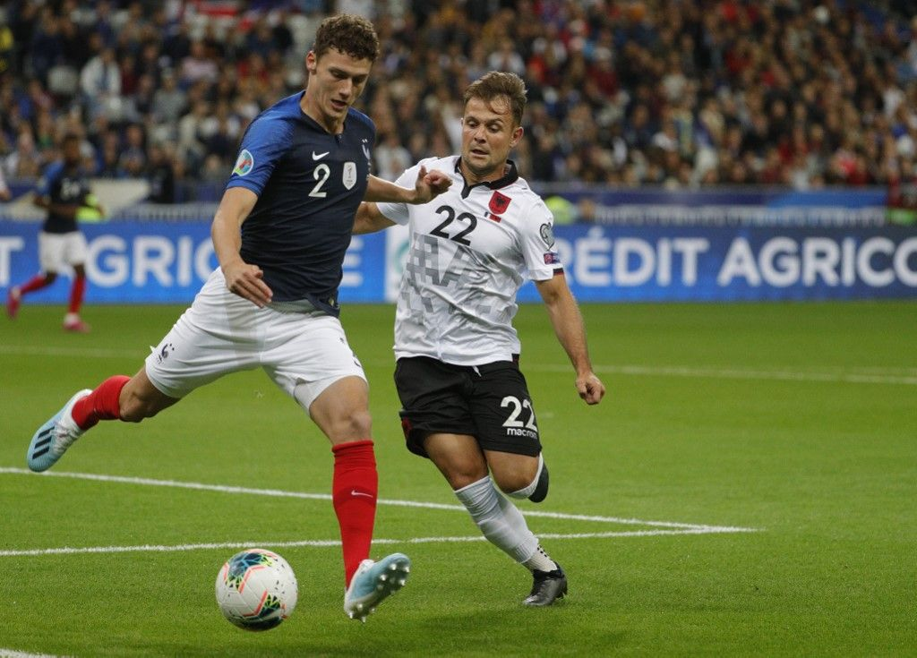 Bourde au Stade de France : l'hymne albanais remplacé par celui d'Andorre
