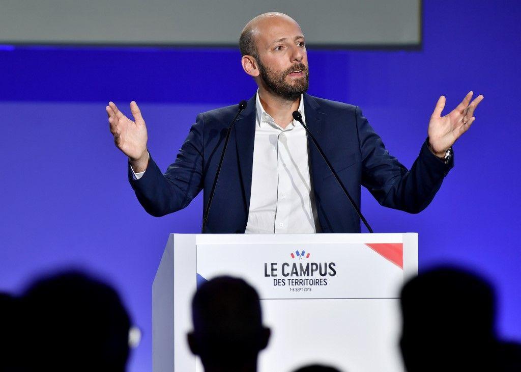 Stanislas Guerini évoque le possible report de la réforme des retraites pour le prochain quinquennat
