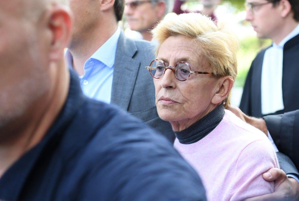 La détresse et l'émotion d'Isabelle Balkany après l'incarcération de son mari
