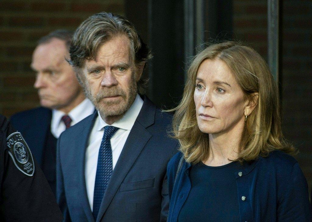 Les conditions de la détention de l'actrice Felicity Huffman dévoilées par la presse américaine