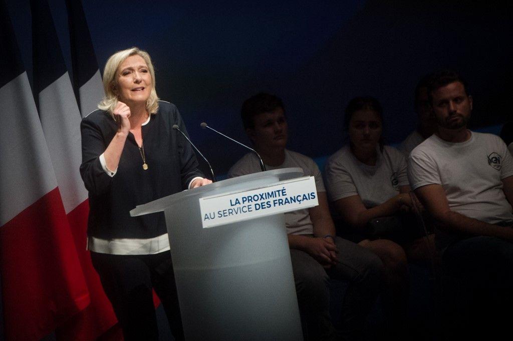 Marine Le Pen : retour aux fondamentaux (et au plafond de verre)