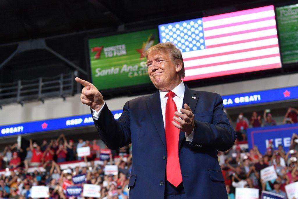 Au secours, l'OMC se réveille et autorise Donald Trump à taxer les produits d'origine européenne