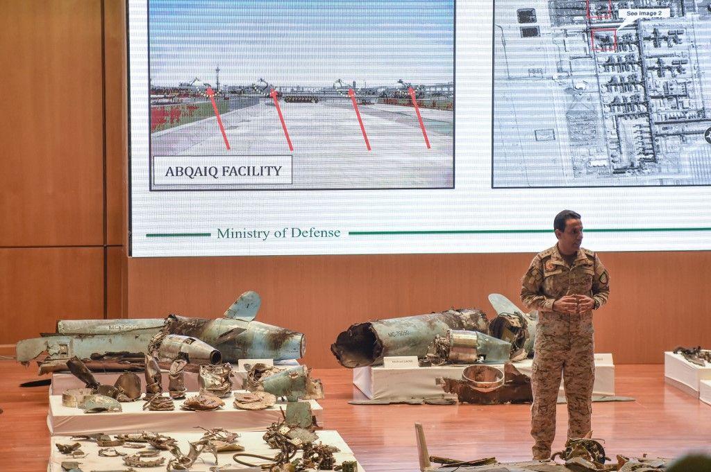 """La France est-elle menacée par des attaques """"non-attribuables"""" comme en a connues l'Arabie saoudite sur ses champs de pétrole ?"""