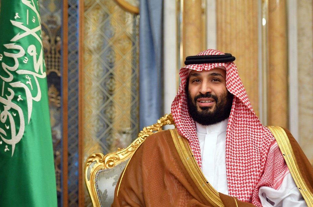 Mohammed Ben Salmane MBS Arabie Saoudite accords de normalisation avec Israël