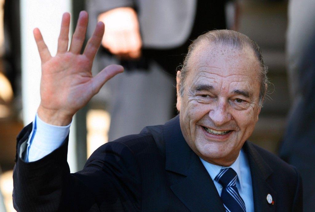 Jacques Chirac est considéré comme le meilleur président de la Ve République, à égalité avec De Gaulle